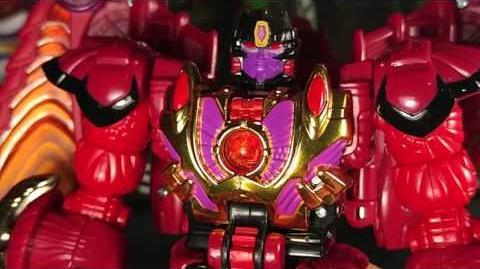 Transformers Botcon 2016 (Transmetal 3) Megatron Review