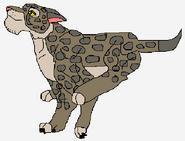 Running Lynx