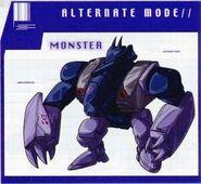 Rippersnapper Mole Monster Mode