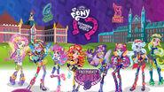 My Little Pony- Equestria Girls Friendship Games