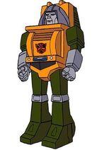 Autobot Brawn (G1 cartoon)