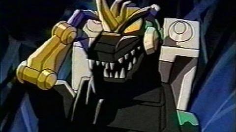 Transformers Beast Wars II D-22 Gigastorm Review