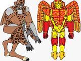 Lynx-19 and Phoenix-20