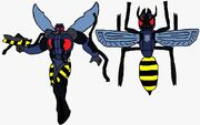 Predacon Contagion in Both Modes