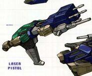 Sixshot Laser Pistol Mode