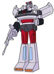 Autobot Bluestreak (G1 cartoon)