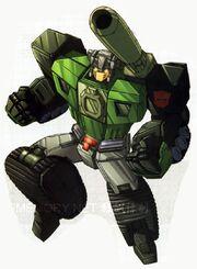 Autobot Hardhead