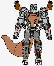 Maximal Armorsquirrel