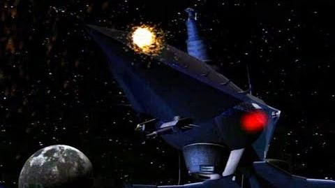 "BEAST WARS ""Megatron finds Decepticon war ship"""
