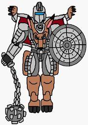 Maximal Armorkangroo