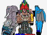 Mega Wrecker 24601