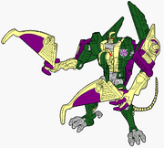 Beast Wars Cutthroat