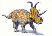 Diabloceratops rendering 7