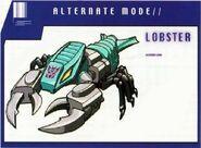 Nautilator Lobster Monster Mode