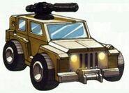 Outback Land Rover Defender Mode