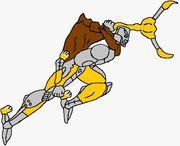 Maximal Armorlion