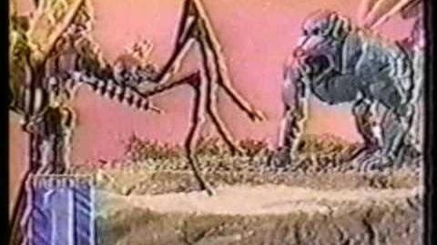 Beast Wars B'Boom toy commercial