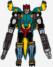 Predacon Terror-Tread