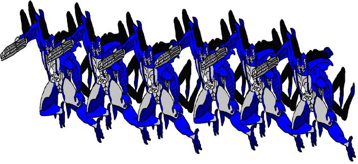 Beast Wars King Crab Predatroopers