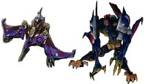 Terrorsaur in Transformers- Forge to Fight