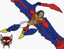 Beast Wars Metalhawk