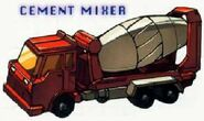 Quickmix Cement Mixer Mode