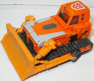 Wedge Bulldozer Mode