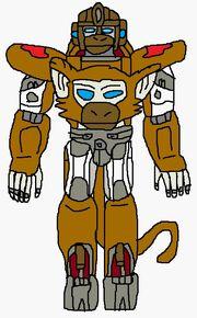 Maximal Monkeybot