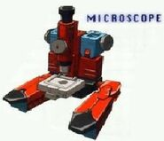 Perceptor Microscope Mode