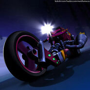 Thrust Cycle Mode