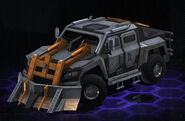 Rampart Armored Truck Mode
