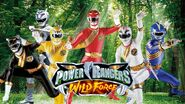 Power Rangers- Wild Force