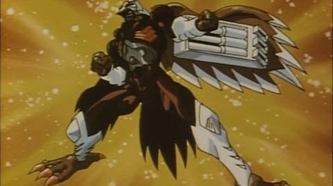 Transformers Beast Wars II C-27 Skywarp Review