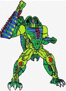 Maximal Iguanax