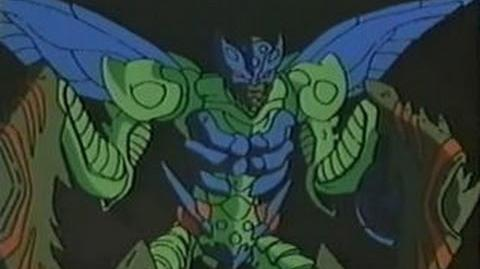 Transformers Beast Wars II C-20 Mantis Review