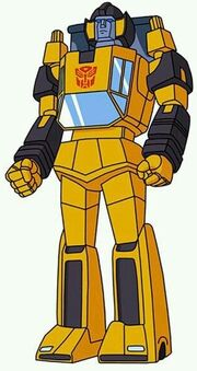 Autobot Sunstreaker (G1 cartoon)