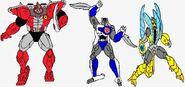 Swordbot Maximal Samurai Team 2