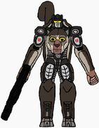 Fat-taileddwarflemur Maxitrooper