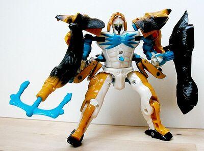7502 K9 Robot Armed