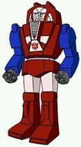 Autobot Gears (G1 cartoon)