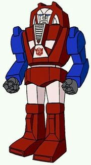 Autobot Gears (G1 cartoon)