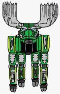 Transmetal Skids in Beast Mode