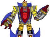 Omega Supreme (BW)