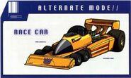 Drag Strip in Car Mode
