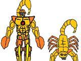 Scorpia (BW)