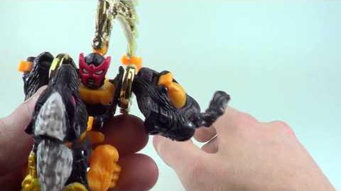 Transmetal 2 Stinkbomb Beast Wars Transformers Review