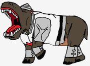 Csarmorhippopotamus