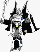Giant Oceanic Manta Ray Maxitrooper