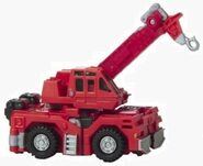 Hightower Crane Truck Mode