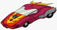 Hot Rod Ford GT-(Dome Zero)hybrid Mode